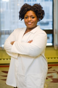 Dr. Renee WHITE COAT