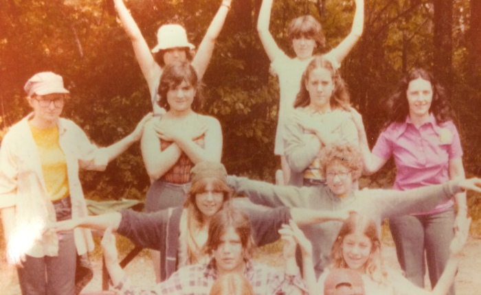 Former Girl Scouts Honor TroopLeader