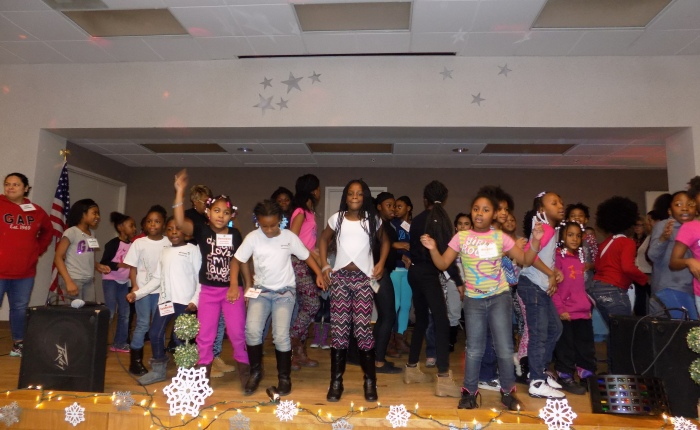 Englewood Girl Scouts Holiday Party Brings Nearly 300 ScoutsTogether