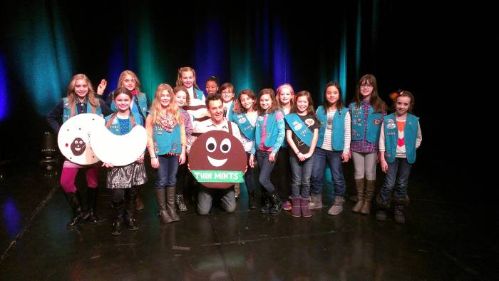 Girl Scouts Perform Cookie-Inspired Parody