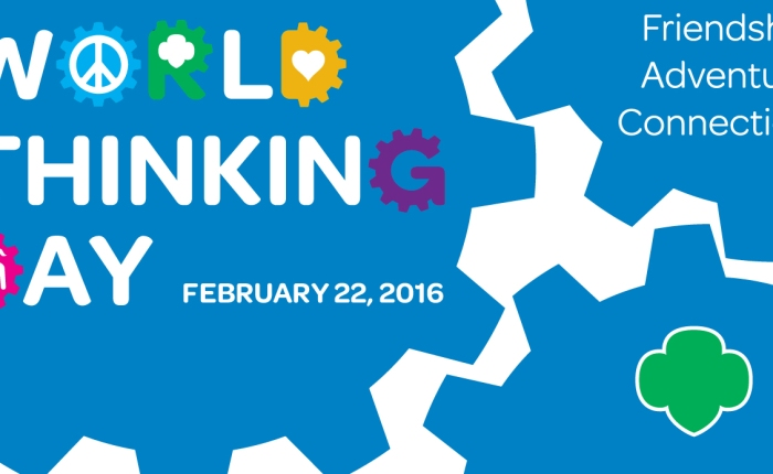 Girl Scouts Celebrate World Thinking Day
