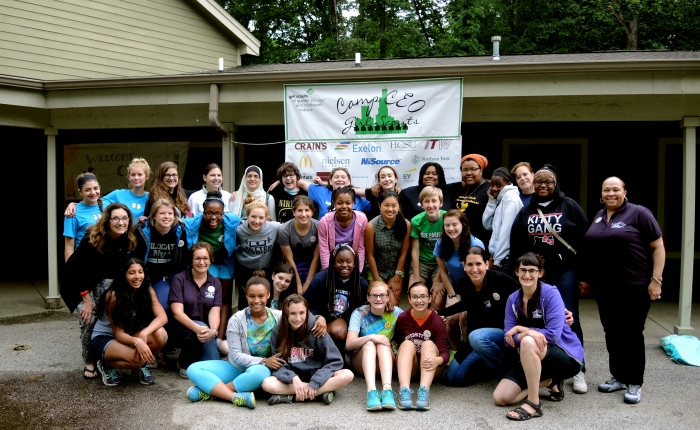 Experience Leadership at Camp CEO