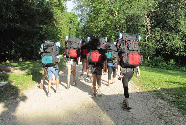 What I Learned at Girl Scout SummerCamp