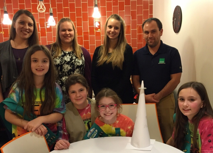 Local Girl Scouts Recognized for Innovation as FIRST LEGO League Semi-Finalists