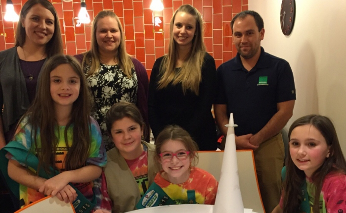 Local Girl Scouts Recognized for Innovation as FIRST LEGO LeagueSemi-Finalists