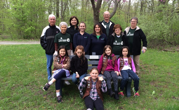 Valparaiso Girl Scouts 'Take Action' for Camp ButternutSprings