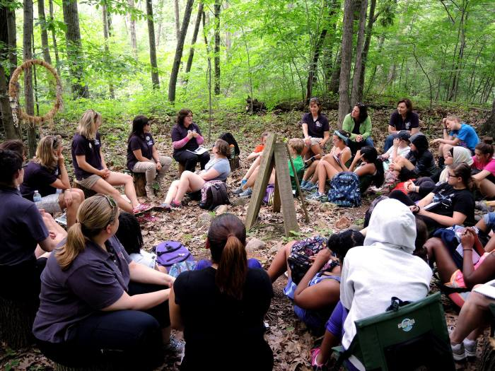 What I Learned at Girl Scouts Camp CEO