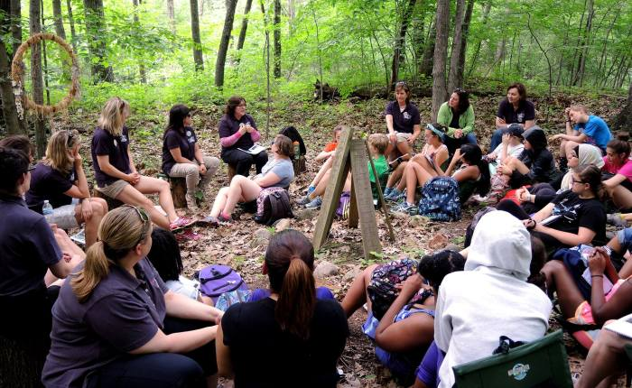 What I Learned at Girl Scouts CampCEO