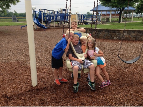 Plainfield Girl Scout Creates Accessible Playground for Everyone