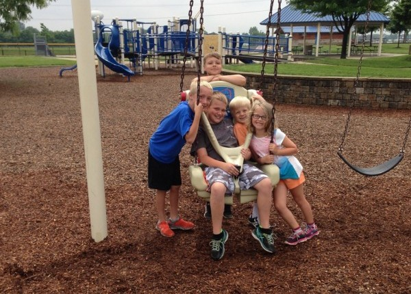 Plainfield Girl Scout Creates Accessible Playground forEveryone