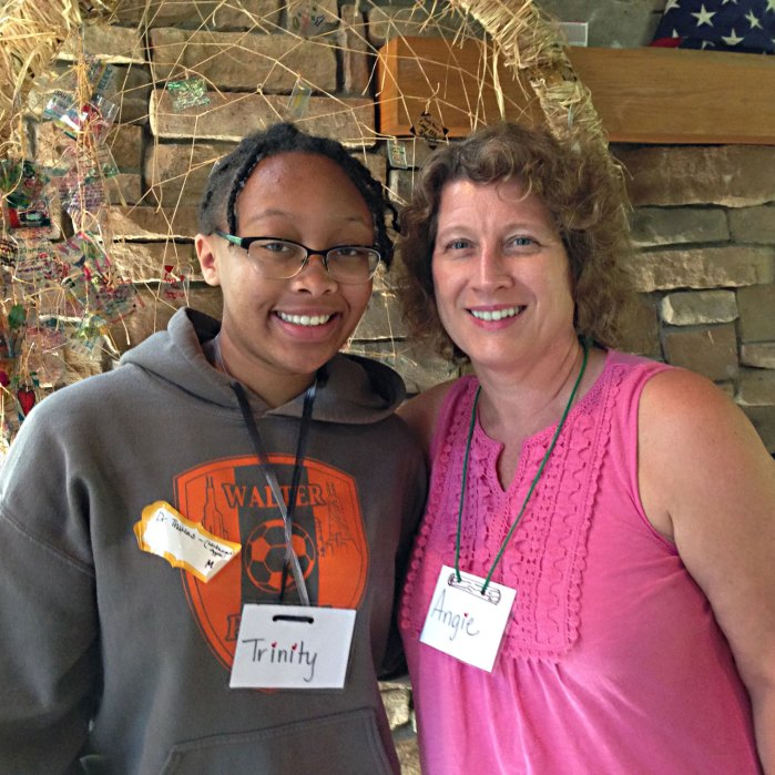 Camp CEO: Mentoring with a Side ofS'mores