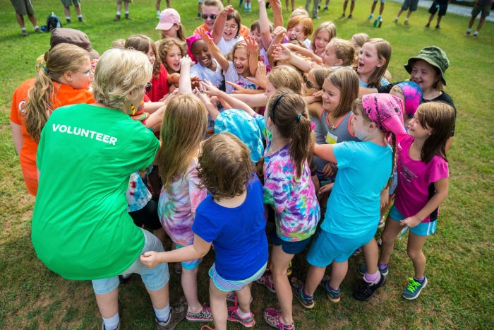 Five Fun, Easy Ways to Appreciate Girl Scout Volunteers