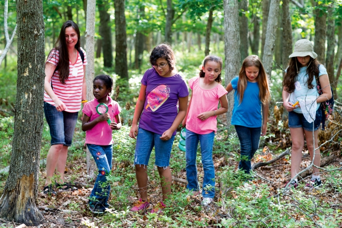 Top 10 Reasons to Sign Up for Girl Scout Summer Camp