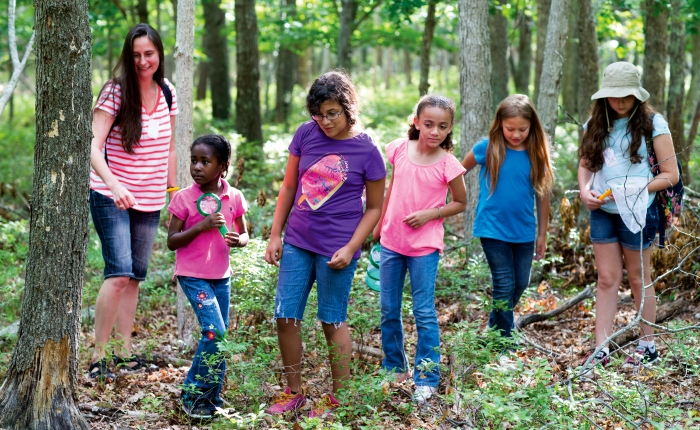 Top 10 Reasons to Sign Up for Girl Scout SummerCamp