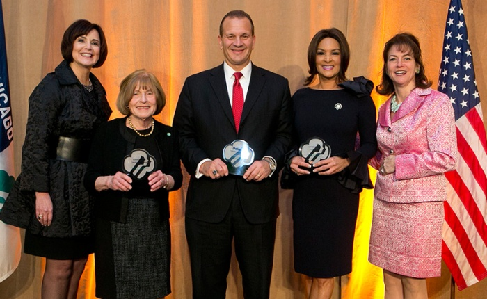 Girl Scouts Honor Civic and Corporate Leaders at Tribute to Achievement Dinner