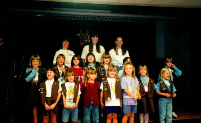 Why I'm Giving Back to GirlScouts