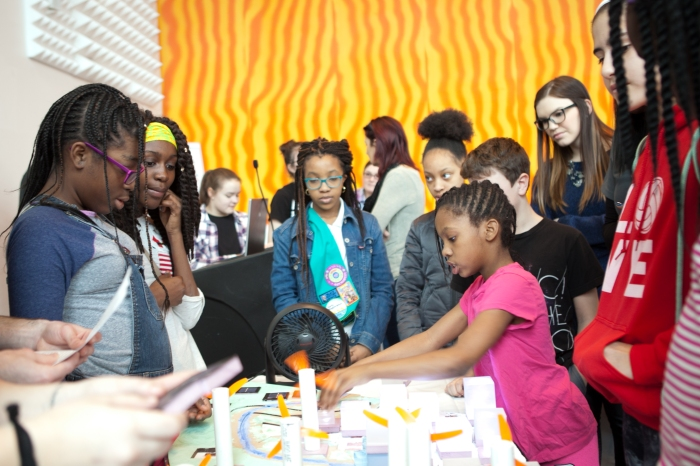 Girl Scouts and Women's Energy Summit Partner for Girl Power-Get Energized
