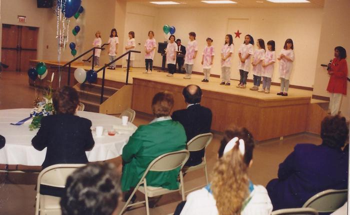 Girl Scouts Celebrate FriendshipCenter