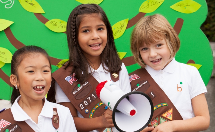 Together We Are Girl ScoutStrong