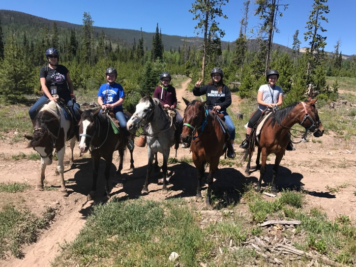 Girl Scouts Explore Colorado