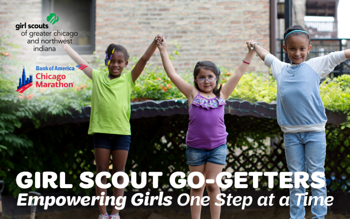 Girl Scout Go-Getters: Empowering Girls One Step at aTime