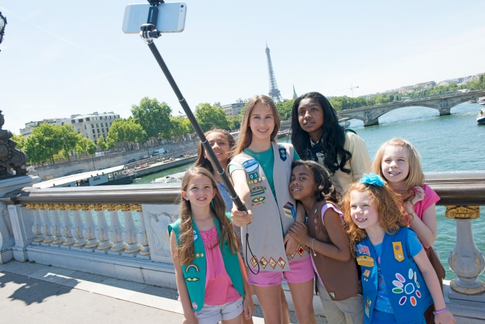 Join Girl Scouts GCNWI Media Girl Team!