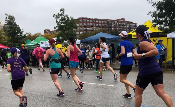 Join the Girl Scout Go-Getters for the  2019 Bank of America Chicago Marathon!